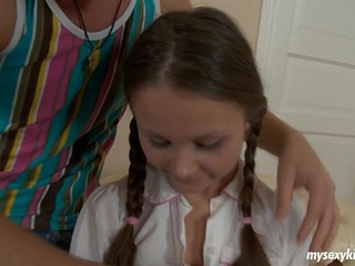 Pigtail Girl Porn